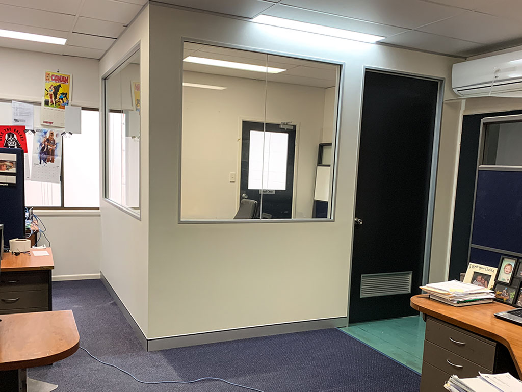 Otal Constructions Office Fitout 9