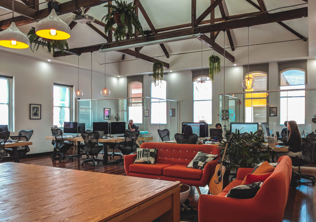 Office fitouts wide