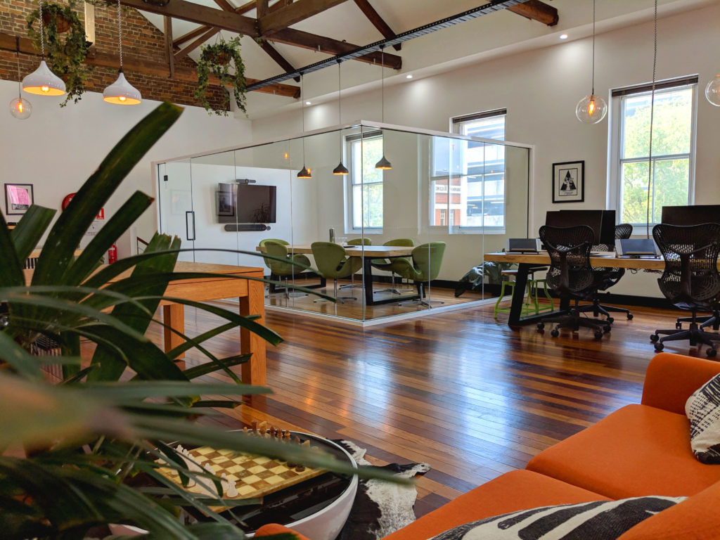 Commercial Fitout Contractor | Brisbane Office Fitouts Company | Otal