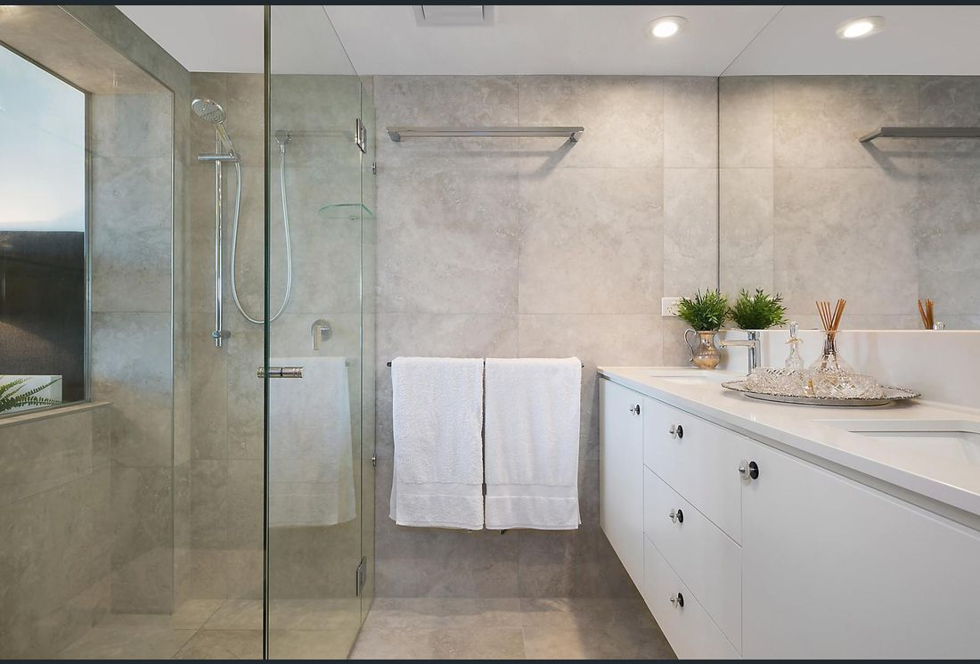 Otal Constructions residential bathroom fitouts